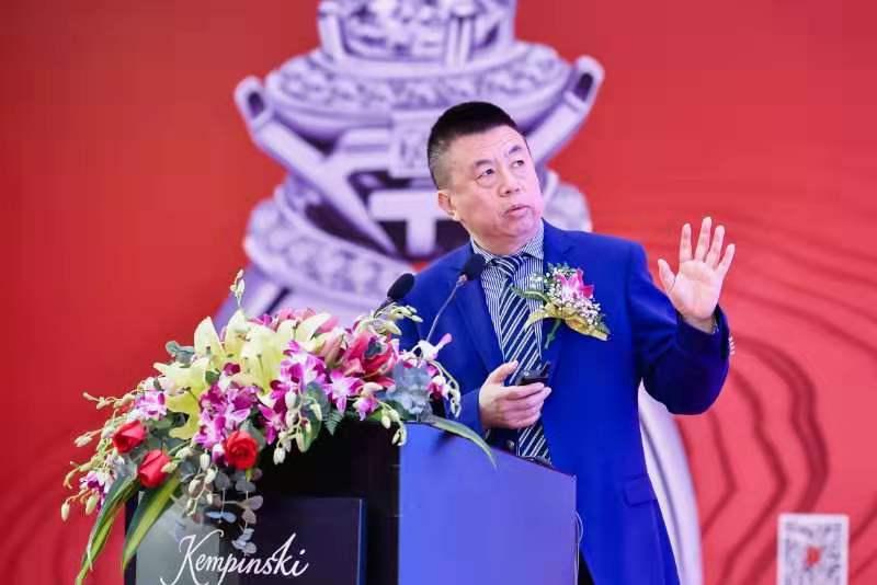 和振伟秘书长出席第八届中国珠宝产业发展大会